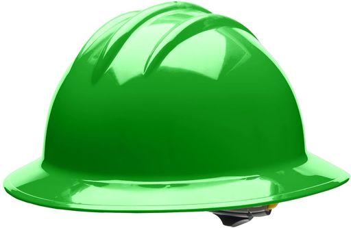Bullard 35WHR Full Brim Hard Hat with DTE Logo | Altec Inc
