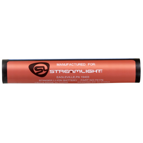 Streamlight 75176 Lithium Stinger Battery