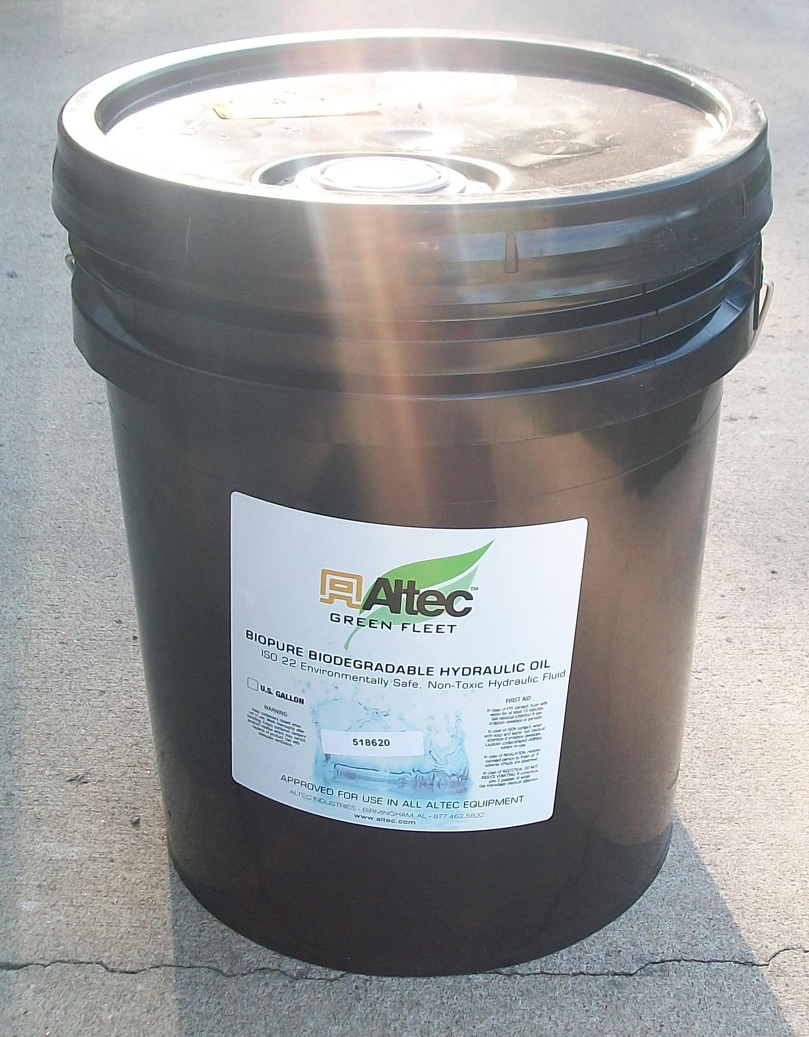 Altec 9702-30889 Biopure ISO 22 Non-Conductive Hydraulic Oil